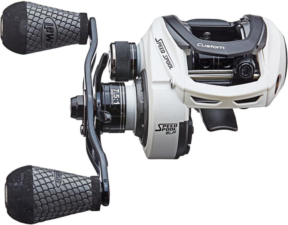 Lews Fishing Lews Fishing 10 Bearings 14 lb Max Drag Custom Speed Spool Msb Casting Reel Right Hand