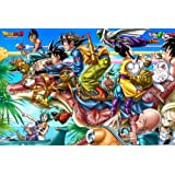 Magical piece jigsaw piece Dragon Ball Z 1000 Go Go Paradise 1000-MG01 (japan import)