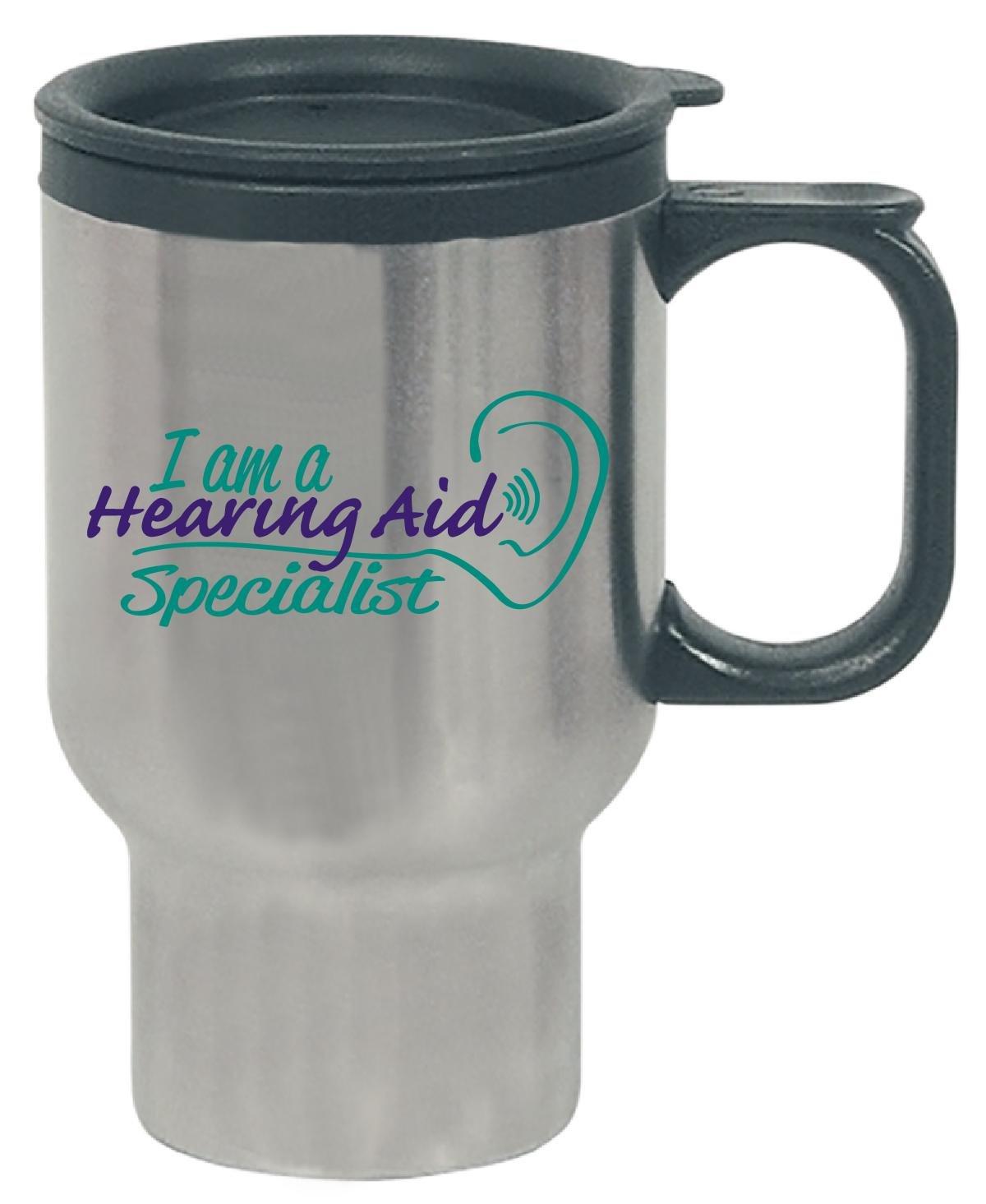 Hearing Aid Specialist - Travel Mug