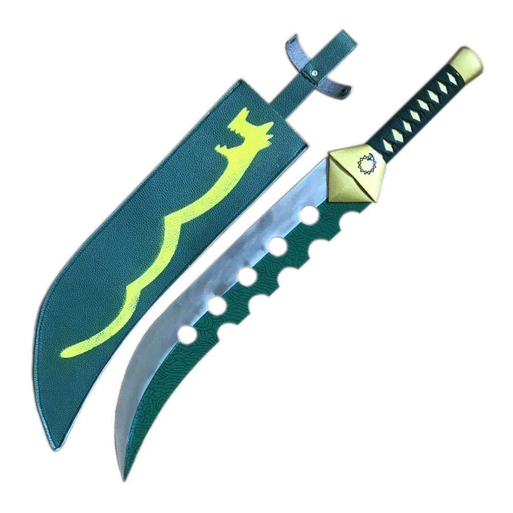 RealFireNSteel - Meliodas' Demon Sword Lostvayne