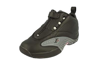9b61afbd304 Reebok Allen Iverson I3 Answer IV Hommes Hi Top Basketball Sneakers   Amazon.fr  Chaussures et Sacs
