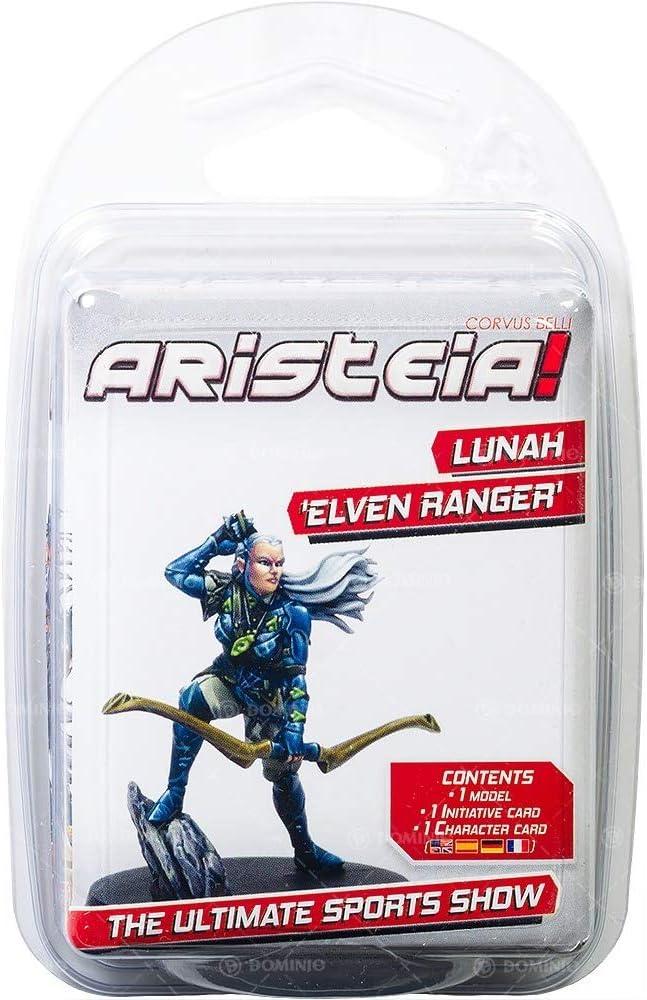 Corbus Belli Aristeia Lunah Elven Ranger Skin - Expansión Juego de Mesa: Amazon.es: Juguetes y juegos