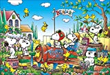 Snoopy Design 300 Pieces Jigsaw Puzzle (Finished Size: 15'x10')