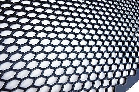 Amazon.com: Universal Black ABS Plastic Racing Honeycomb Hex Mesh ...