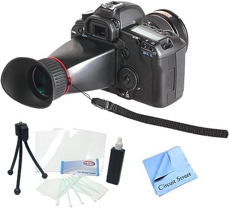 Profesional LCD Visor Kit para Pentax K-x, K-R, K01, K10, K5, K7 ...