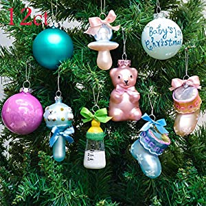 Valery Madelyn Christmas Ball Ornaments Decorations 9