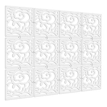 a02d7a369dc Kernorv DIY Room Divider Partitions Separator Hanging Decorative Panel  Screens