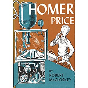 Homer Price Stories Audiobook