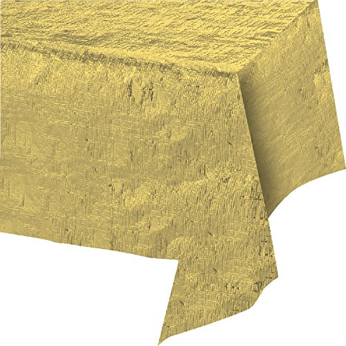 Gold Tablecloth - 8