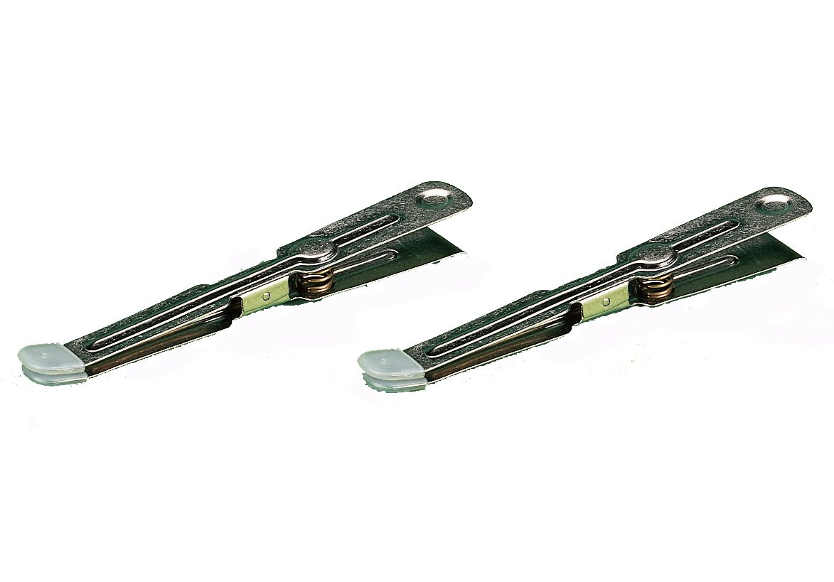 Kaiser 204067 Stainless Steel Tongs (2pcs) (Black)