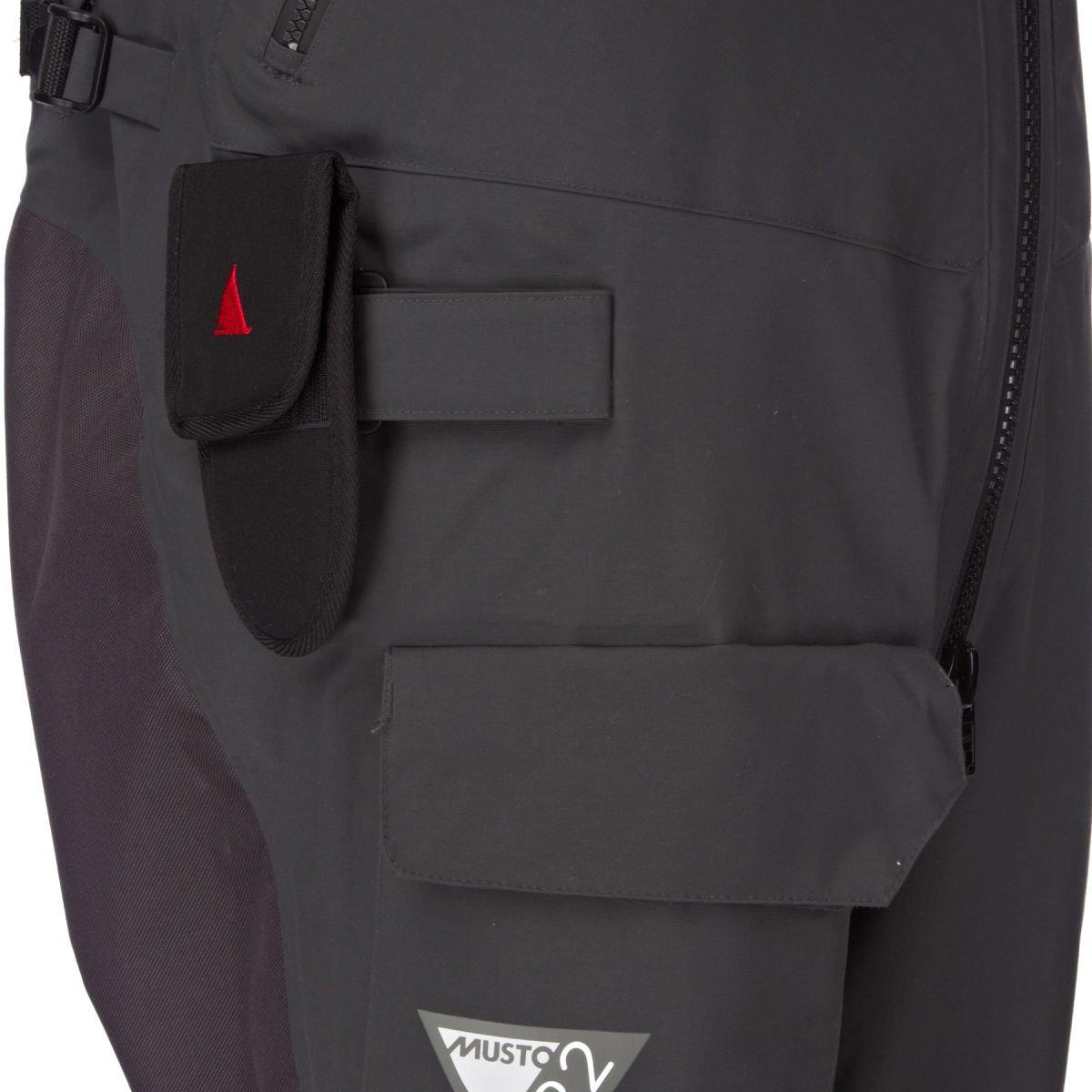 Musto BR2 Offshore Trouser Red//Dark Grey SB0042