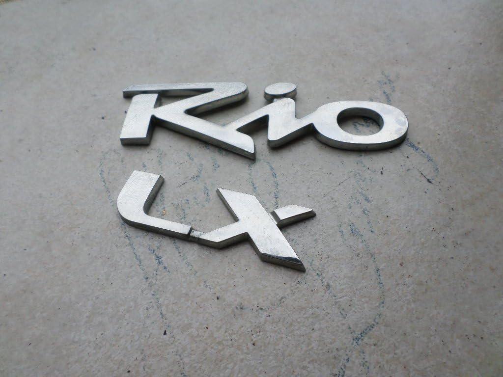 Kia Genuine 86322-1G000 Rio Ornament