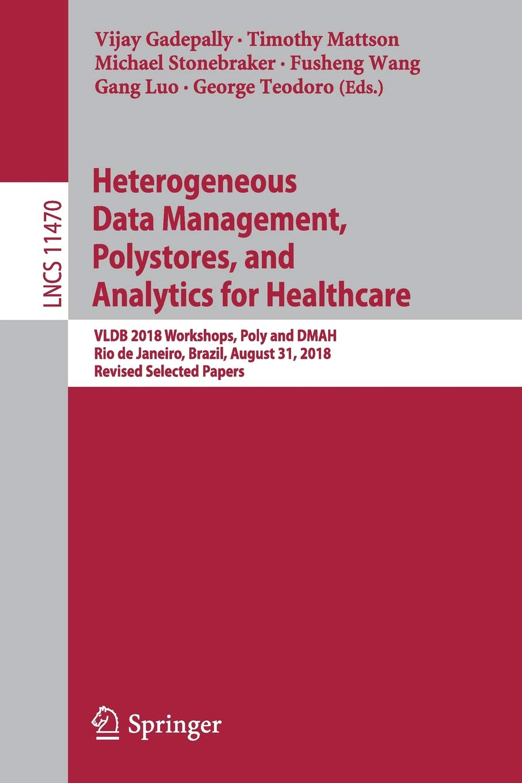 Amazon com: Heterogeneous Data Management, Polystores, and