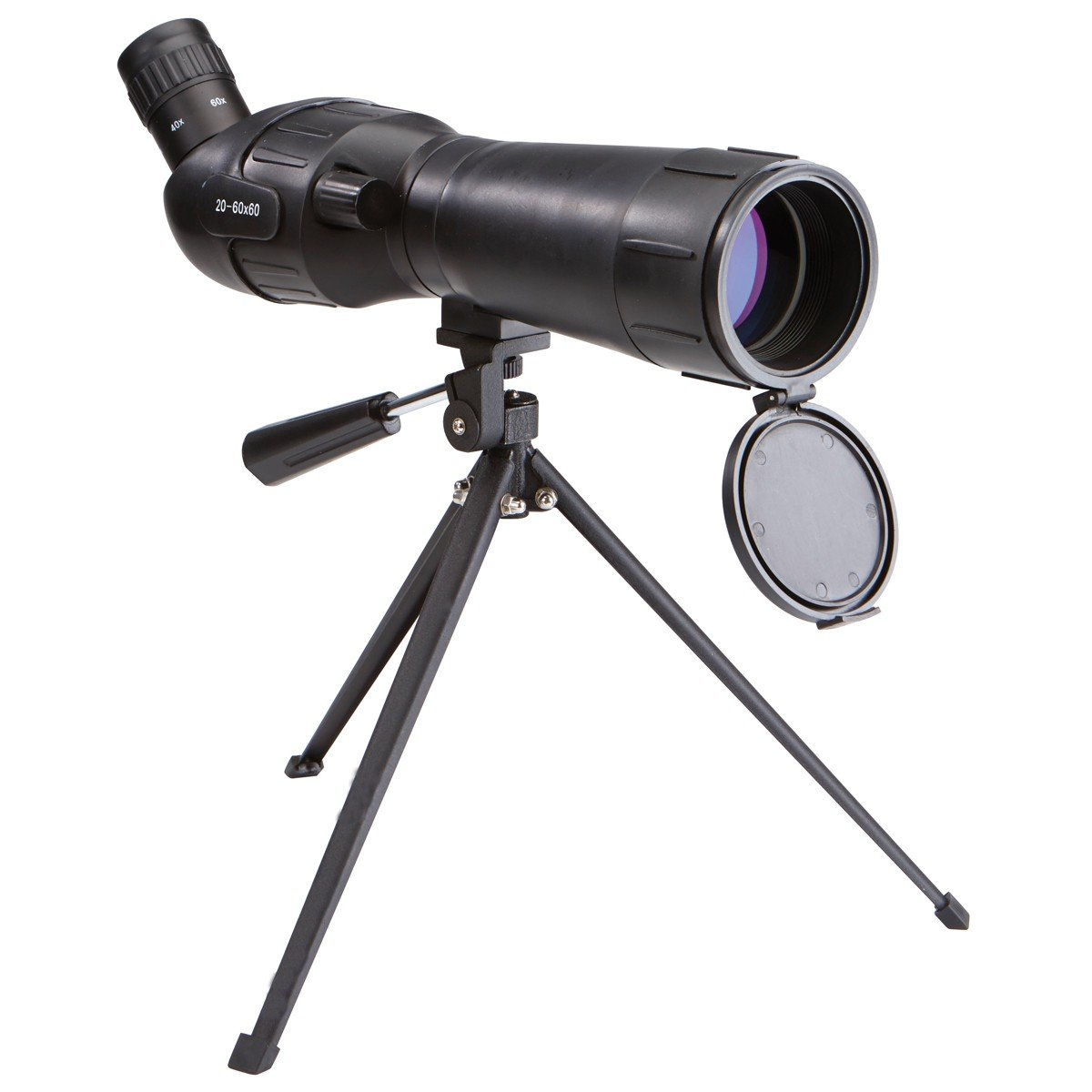 Baner 20 – 60 x 60 mm Spotting Scope with Tripod B078B1XW7X