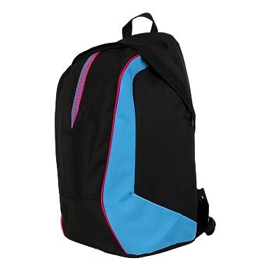 1f89158c48 Adidas Boys Black School Rucksack Backpack A4 Shoulder Bag Work Sports  College: Amazon.co.uk: Clothing