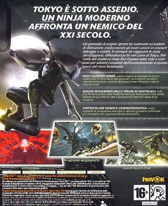 Ninja Blade [Importación italiana]: Amazon.es: Videojuegos