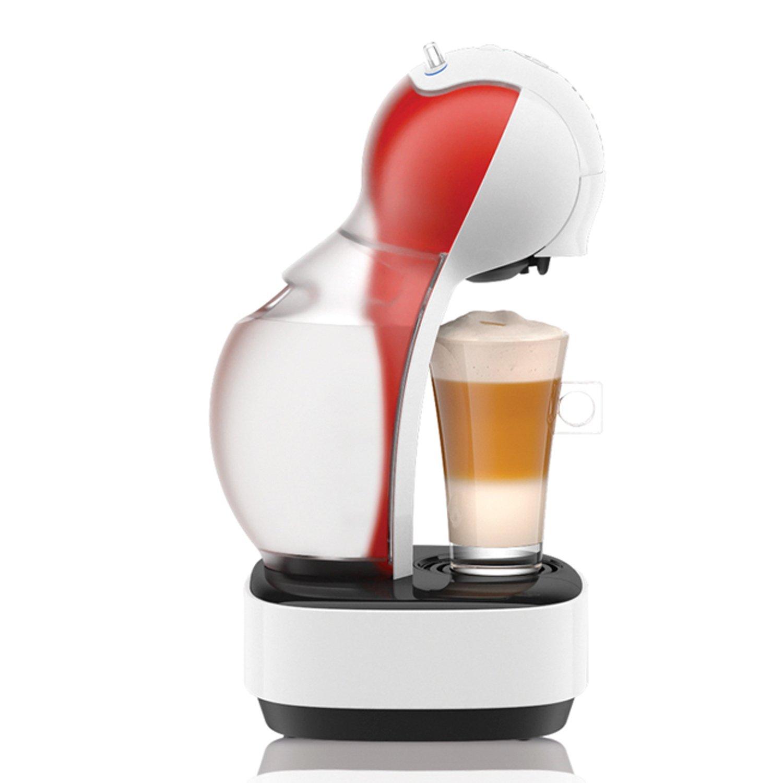 DeLonghi Dolce Gusto Colors EDG355.W1 - Cafetera de cápsulas, 15 bares de presión, color blanco