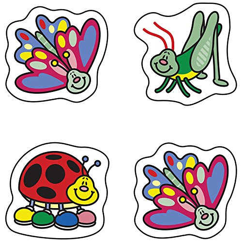 Chart seals bugs 810/pk acid &, Sold as 1 - 2161 As