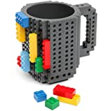 HATU Build-On Brick Mug (Grey)