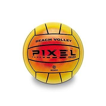Viscio Trading 178361 - Balón Beach Volley School Pixel, 23 cm ...