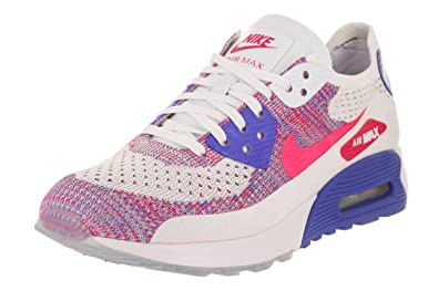 ae7ff3e69ba Nike Womens Air Max 90 Ultra 2.0 Flyknit Running Shoe