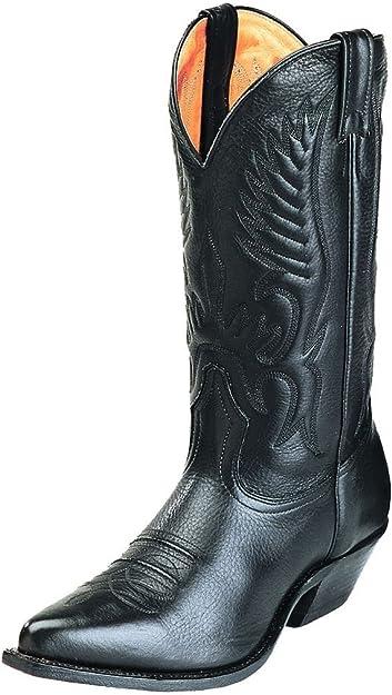 Boulet Men's Fancy Stitched Cowboy Boot