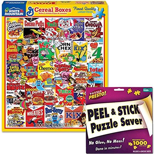 Review (Set) General Mills Cereal