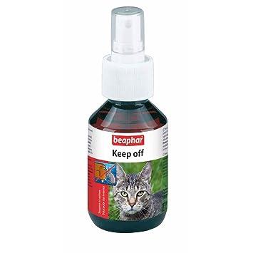 Beaphar BEA13666 Keep Off Spray Educador para Gatos - 100 ml