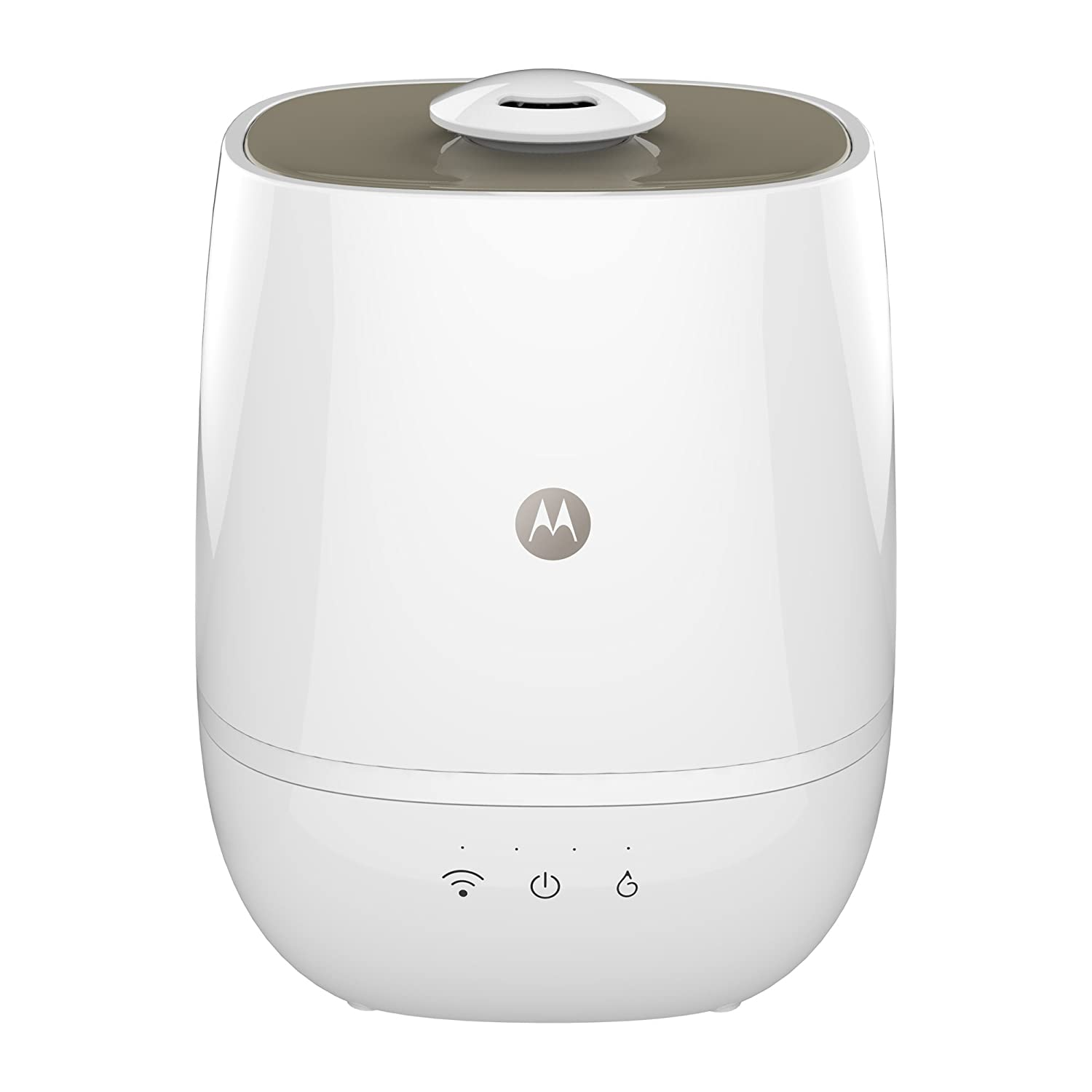 Motorola Smart Nursery Humidifier Plus Connected Humidifier with