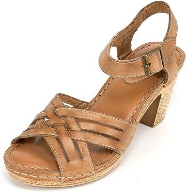 Amazon Com White Mountain Tigerlily Women S Heel Honey 11 M