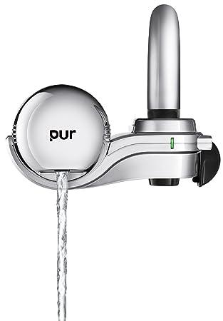 pur trink-wasserfilter für wasserhahn (ca. 300 liter/kartusche ... - Wasserfilter Küche
