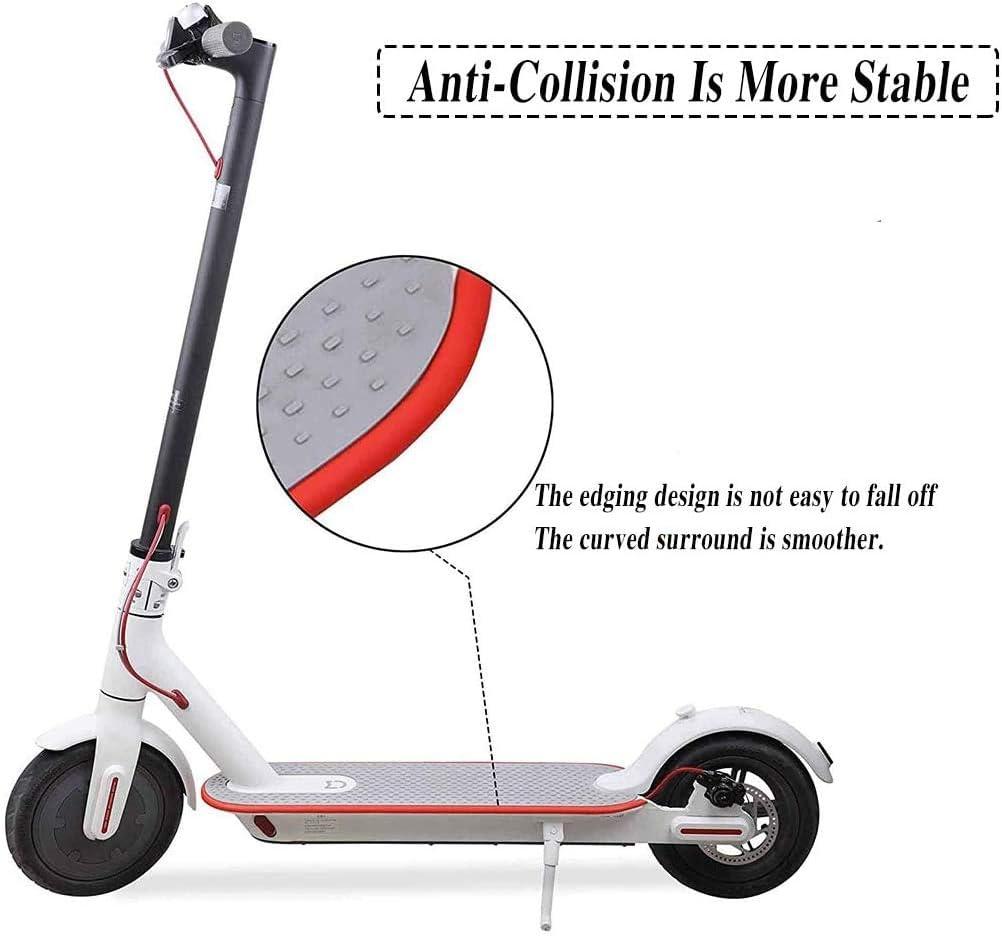 8M AUVSTAR Elektrisches Skateboard-Sch/ützendes Sto/ßband,K/örper Antikollisionsstreifen Schutzleiste,Elektroroller Zubeh/ör Einfach zu Installieren