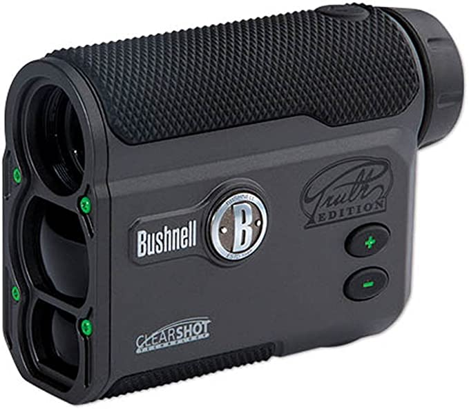 Best hunting rangefinders : Bushnell 202442 The Truth ARC 4x20mm Bowhunting Laser Rangefinder