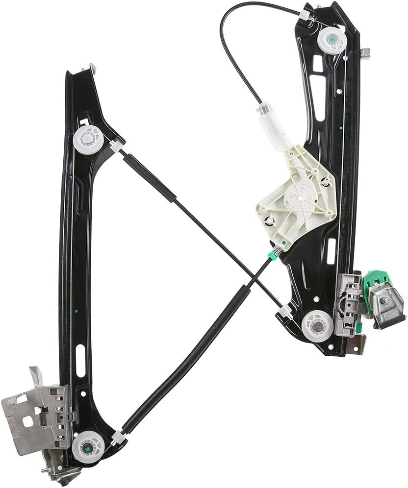 A-Premium Electric Power Window Regulator Without Motor Replacement for Mercedes-Benz C209 CLS500 CLS55 AMG CLS550 CLS63 2006-2011 Front Driver Side