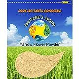 Nature's Mojo Yarrow Flower Powder 1lb