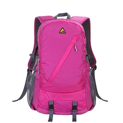 2ef7b225a601 Kimlee Large 35L Waterproof Travel Daypack School Backpack Ultralight Bike  Backpack for Men & Women