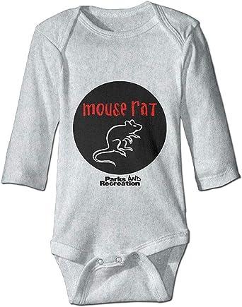 AOOEDM Parks and Recreation Mouse Rat Circle - Mono de ...