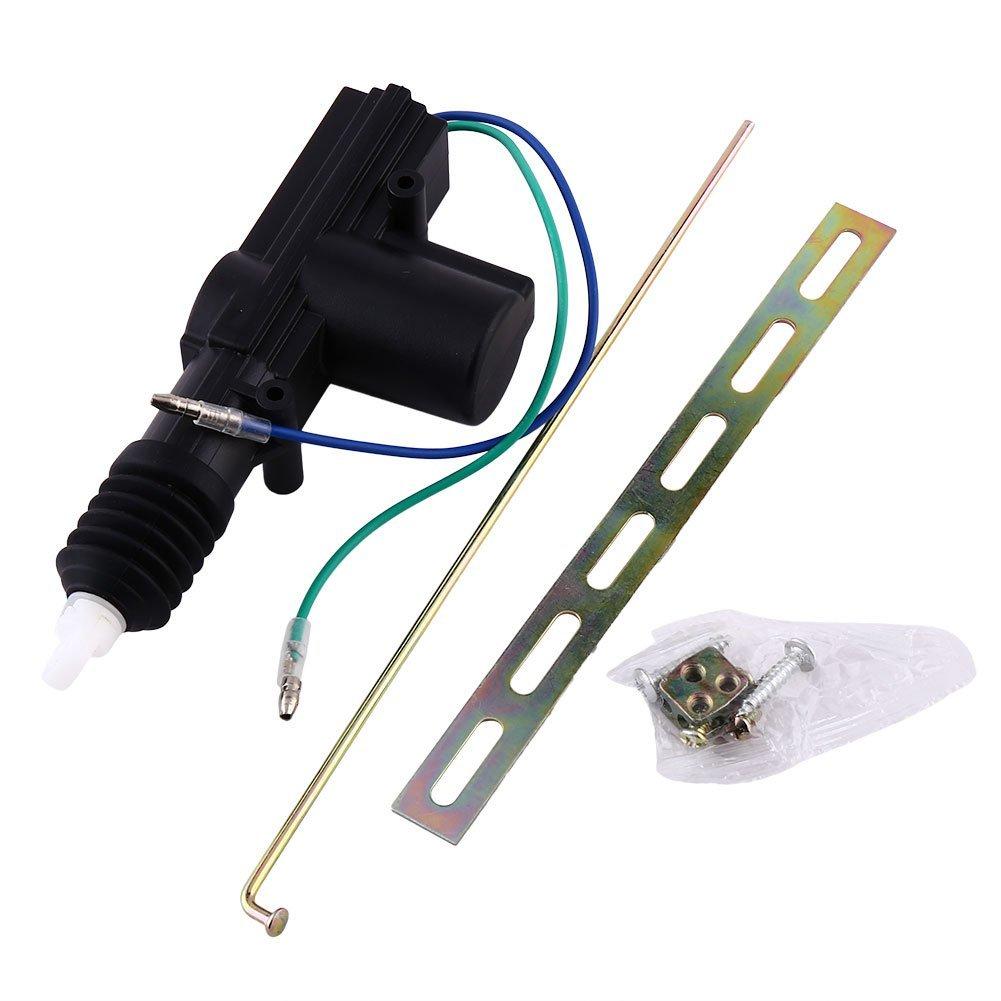 OEM 2 Wire Door Central Lock Keyless DC Auto Solenoid Actuator Car Safety