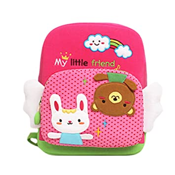 2 6 Year Old Baby Girls Boys Cartoon Preschool Backpack Kids Cute Shoulder Bags