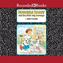 Horrible Harry and the Field Day Revenge! Audiobook by Suzy Kline Narrated by Johnny Heller