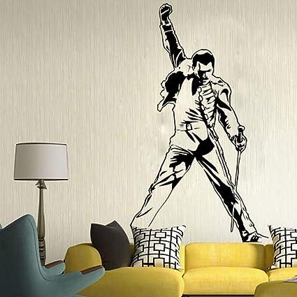 Vinilos Decorativos Rock Freddie Mercury