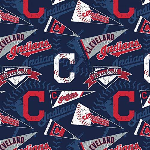 Buy cleveland indians fabric