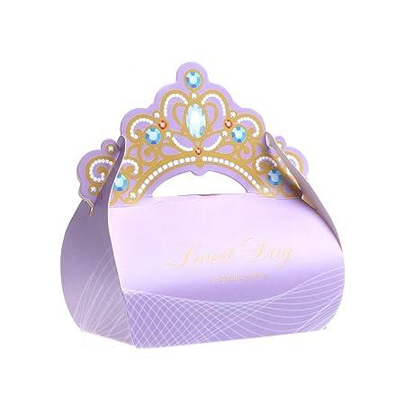 bettal corona cajas de caramelos para boda fiesta de ...