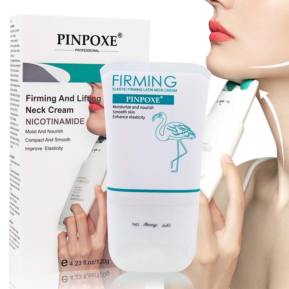 Neck Firming Cream, Neck Cream, Neck Moisturizer Cream,Anti Wrinkle Anti Aging Neck Lifting Cream for Neck, Double Chin Reducer for Crepe Erase