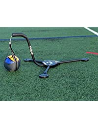 Soccer Trainer- Indoor/Outdoor Soccer Football Training...