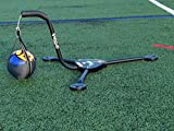 Indoor Outdoor Revolutionary Training Device, Kicking Training Device, Improves Skill and Form, For Football Soccer Training, Patent Pending By Kick-it Trainer