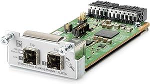 HP JL325A Aruba 2930 2-Port Stacking Module (Renewed)