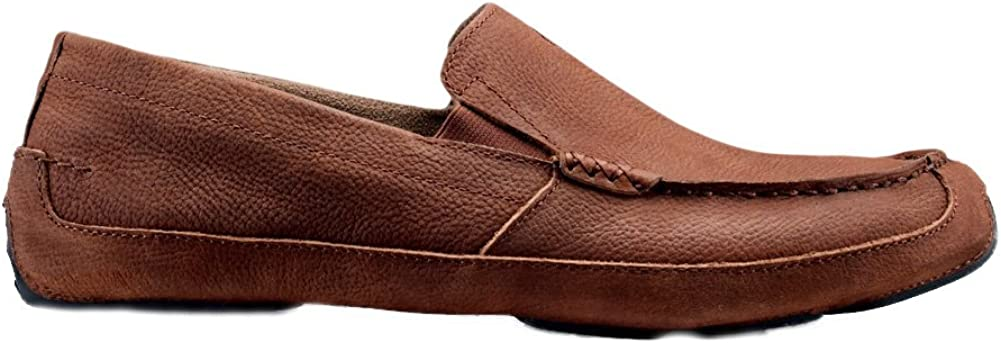 Olukai Akepa Moc Zapatos–Hombre