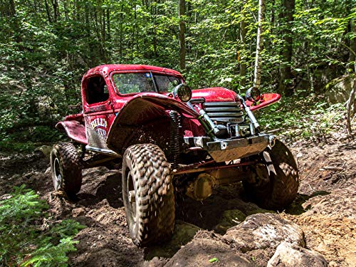 Wet & Wild Wheeling, Wrenching, and Way Too Much Fun - Wentworth, New Hampshire to Pittsfield, Massachusetts - Part ()