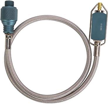 Adaptador de recarga de gas para estufa de camping, Válvula ...